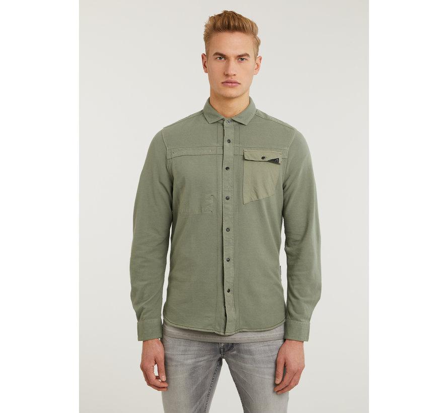 Overhemd Sierra.L Utah Green (6111.237.009 - E52)