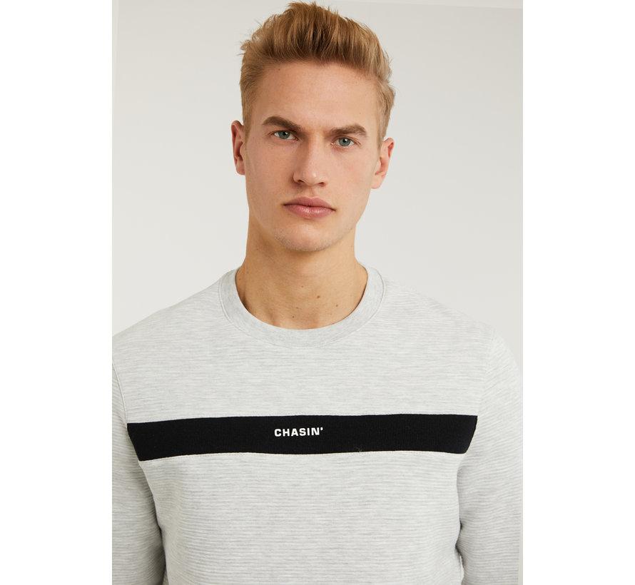 Sweater Bullet Logo Light Grey (4111.219.118 - E81)