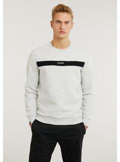 CHASIN' Sweater Bullet Logo Light Grey (4111.219.118 - E81)