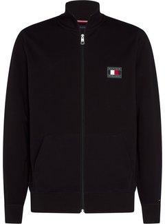Tommy Hilfiger Vest Icon Essentials Zwart (MW0MW15572 - BDS)
