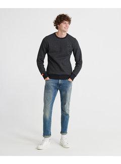 Superdry Sweater Classic Crew Zwart (M2000112A - 04R)