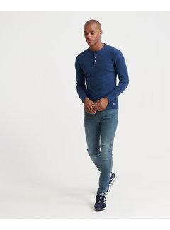 Superdry Jeans Travis Skinny Fit Blauw (M7000027A - Y6L)