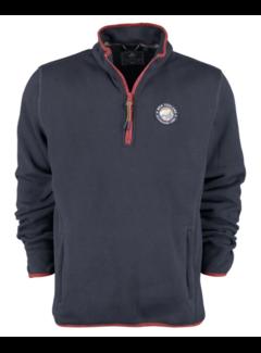 New Zealand Auckland Half-Zip Sweater Mainwaring Navy (20KN373 - 267)