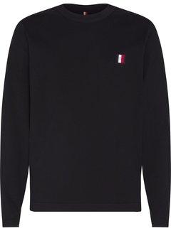 Tommy Hilfiger Sweater Zwart (MW0MW15476 - BDS)