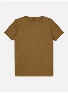 Dstrezzed T-shirt Ronde Hals Bronze Geel (202274-AW19 - 305)