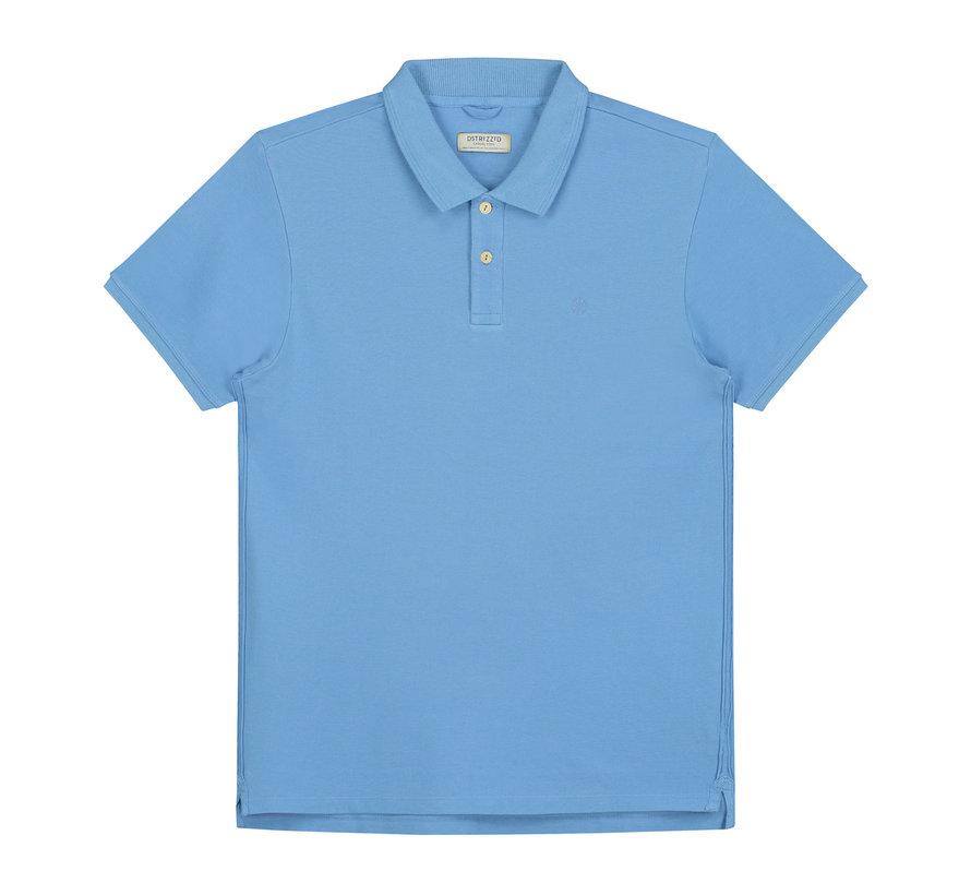 Polo Pique Blauw (202380SMU - 625)