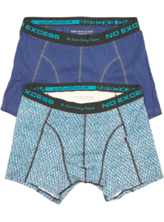 No Excess Boxershort 2Pack (90940201 - 999)
