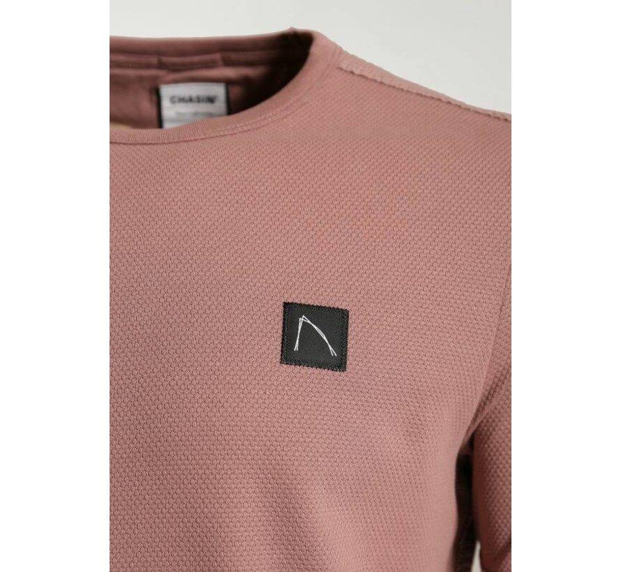 T-shirt LUCAS Donker Roze (5211.219.270 - E46)