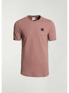 CHASIN' T-shirt LUCAS Donker Roze (5211.219.270 - E46)