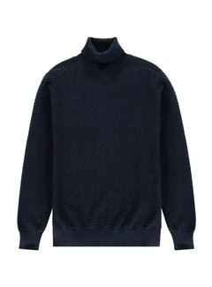 Kultivate Coltrui KN Zigzag Turtle Navy (2001010802 - 319)