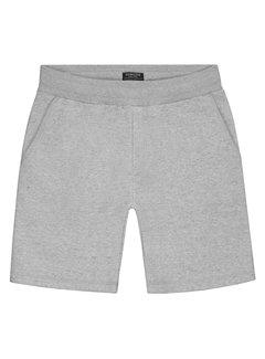 Dstrezzed Sweat Short Grijs Melange (515102 - 830)