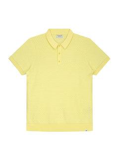 Dstrezzed Polo Summer Pineapple Geel (404180 - 330)