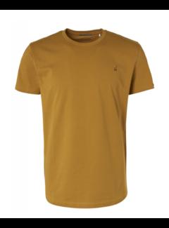No Excess T-shirt Ronde Hals Gold Geel (97340701 - 073)