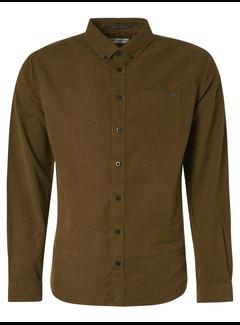 No Excess Overhemd Moss Groen (97410809 - 152)