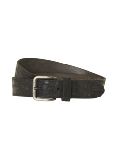 No Excess Riem Leather Donker Bruin (97BLT53 - 023)
