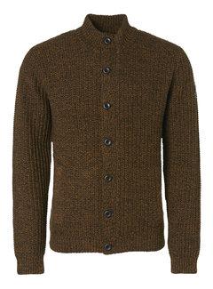 No Excess Vest Jacquard Zwart (97230923 - 020)