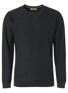 No Excess Pullover Ronde Hals Night (97230801SN - 078)