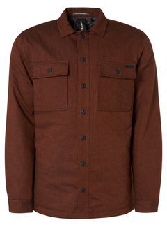No Excess Overhemd Flannel Rusty (97410919 - 092)
