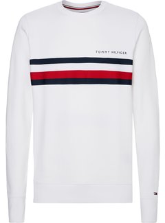 Tommy Hilfiger Sweater Wit (MW0MW14758 - YBR)