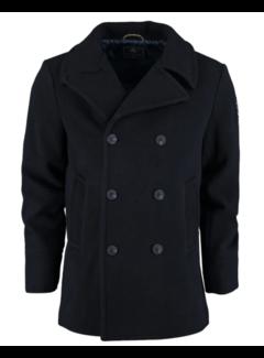 New Zealand Auckland Wintercoat Tautuku Jacket Navy (20HN815 - 278)