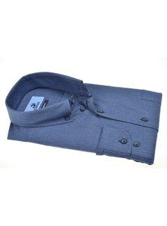 Culture Overhemd Modern Fit Blauw (514001 - 36)