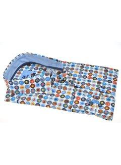 Culture Overhemd Modern Fit Print Appels Multicolor (514032 - 32)