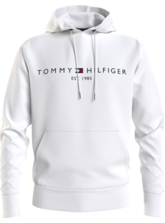Tommy Hilfiger Hooded Sweater Wit (MW0MW11599 - YBR)