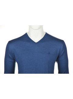Culture Pullover V-hals Blauw (514251 - 37)