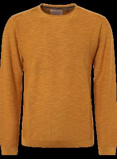 No Excess Pullover Ronde Hals Oranje (92230702 - 074)