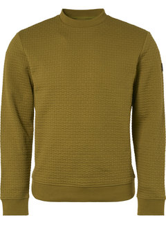 No Excess Sweater Moss Groen (94101101 - 152)