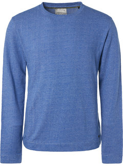 No Excess T-shirt Lange Mouw Royal Blauw (94151101 - 135)