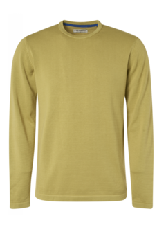 No Excess Pullover Ronde Hals Lime Groen (95210204 - 056)