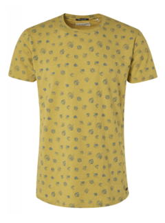 No Excess T-shirt Ronde Hals Lime Groen (95350213 - 056)
