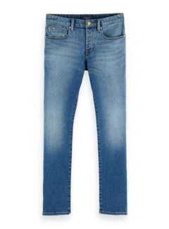 Scotch & Soda Jeans Ralston Regular Slim Fit Spyglass Blauw (156723 - 3677)