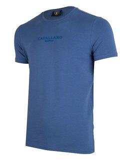 Cavallaro Napoli T-shirt Venero Mid Blue (117206000 - 650000)