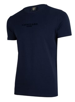 Cavallaro Napoli T-shirt Venero Dark Blue (117206000 - 699000)