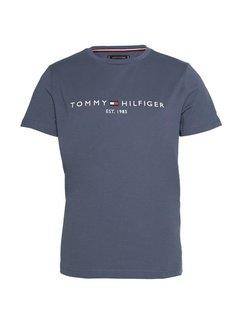 Tommy Hilfiger T-shirt Logo Blauw (MW0MW11797 - C9T)