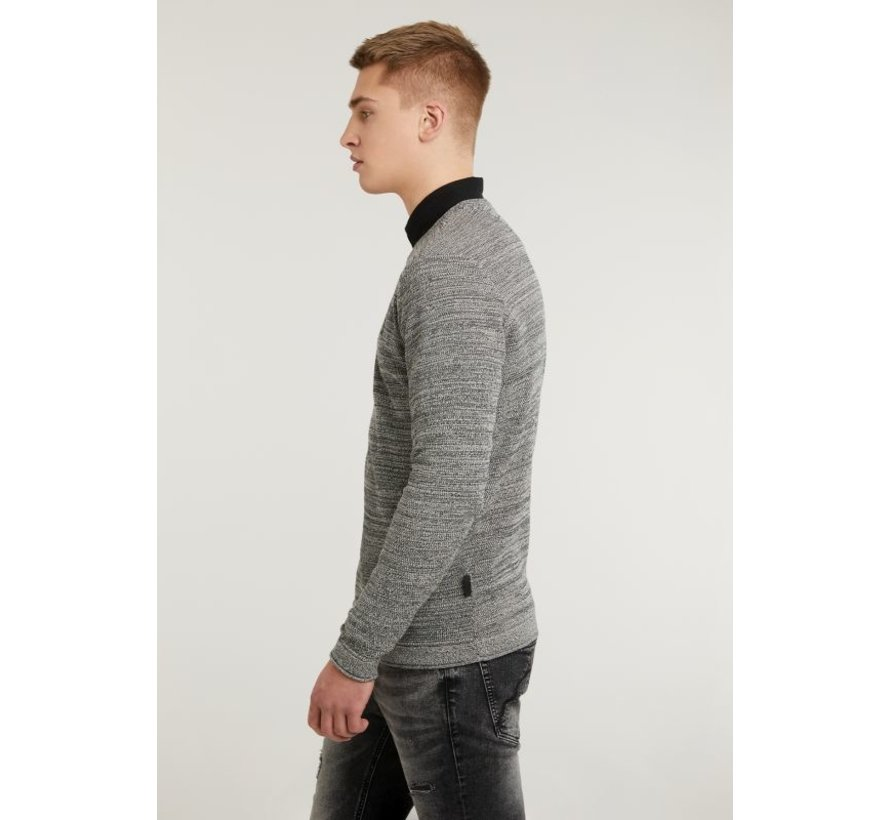 Pullover Basal Mixed Antraciet (3111.337.012 - E90)