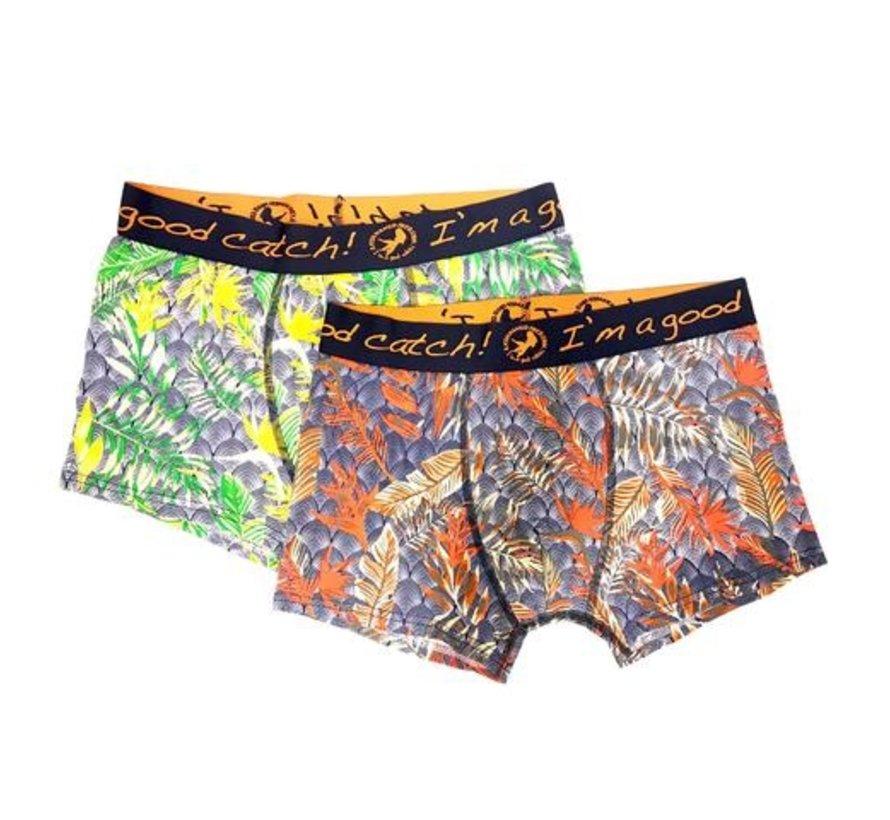 Boxershorts Multicolor Print (92.02.273)