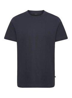 Matinique T-shirt Jermane Ripple Stripe Dark Navy (30205221 - 194011)