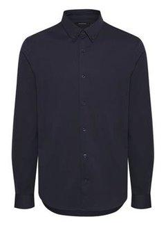 Matinique Overhemd Benji Smooth Jersey Dark Navy (30204785 - 194011)