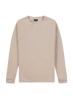Kultivate Sweater LS Ben Sand Melee (2001040601 - 249)