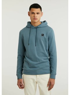 CHASIN' Sweater RONNY Mid Blauw (4113.219.032 - E62)