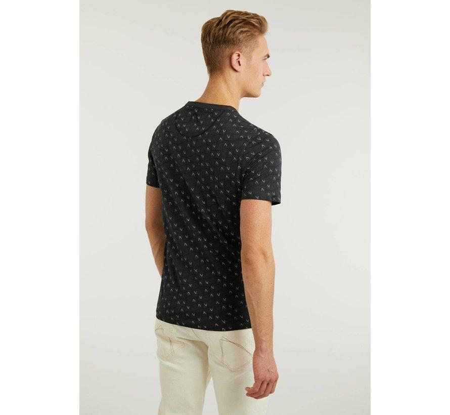 T-shirt MONO Zwart (5211.219.272 - E90)
