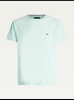 Tommy Hilfiger T-shirt Ronde Hals Mint Groen (MW0MW17699 - L4T)