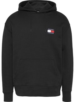 Tommy Hilfiger Hooded Sweater Zwart (DM0DM6593 - BDS)