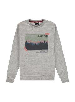 Kultivate Sweater SW Trail Grijs (2001041000 - 149)