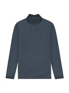 Kultivate Longsleeve T-Shirt Long Neck Dark Navy (2001010601 - 319)