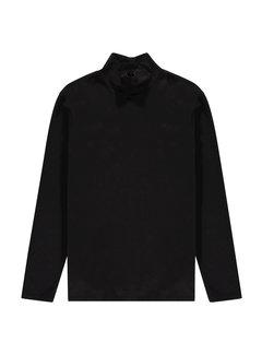 Kultivate Longsleeve T-Shirt Long Zwart (2001010601 - 100)