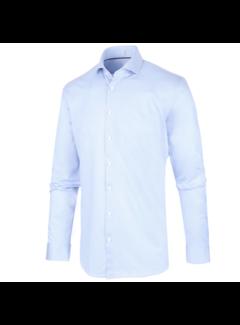 Blue Industry Overhemd Gemeleerd Lichtblauw (1285.92)N